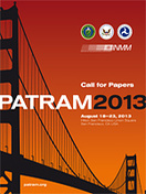 PATRAM-2013, San Francisco, USA, 18-23 August, 2013