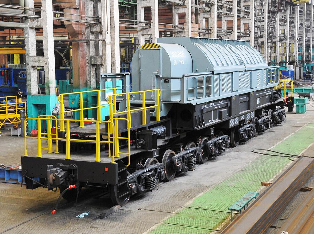 транспортеры в железной